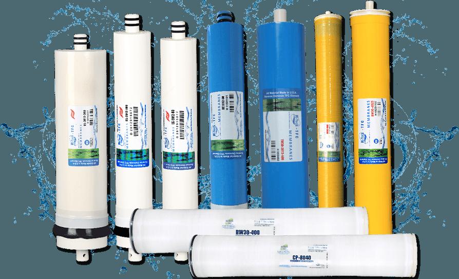 HiTech Water Filter Membrane Element