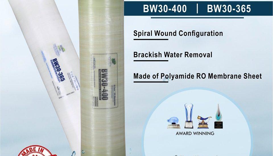 Remove Impurities in Brackish Water