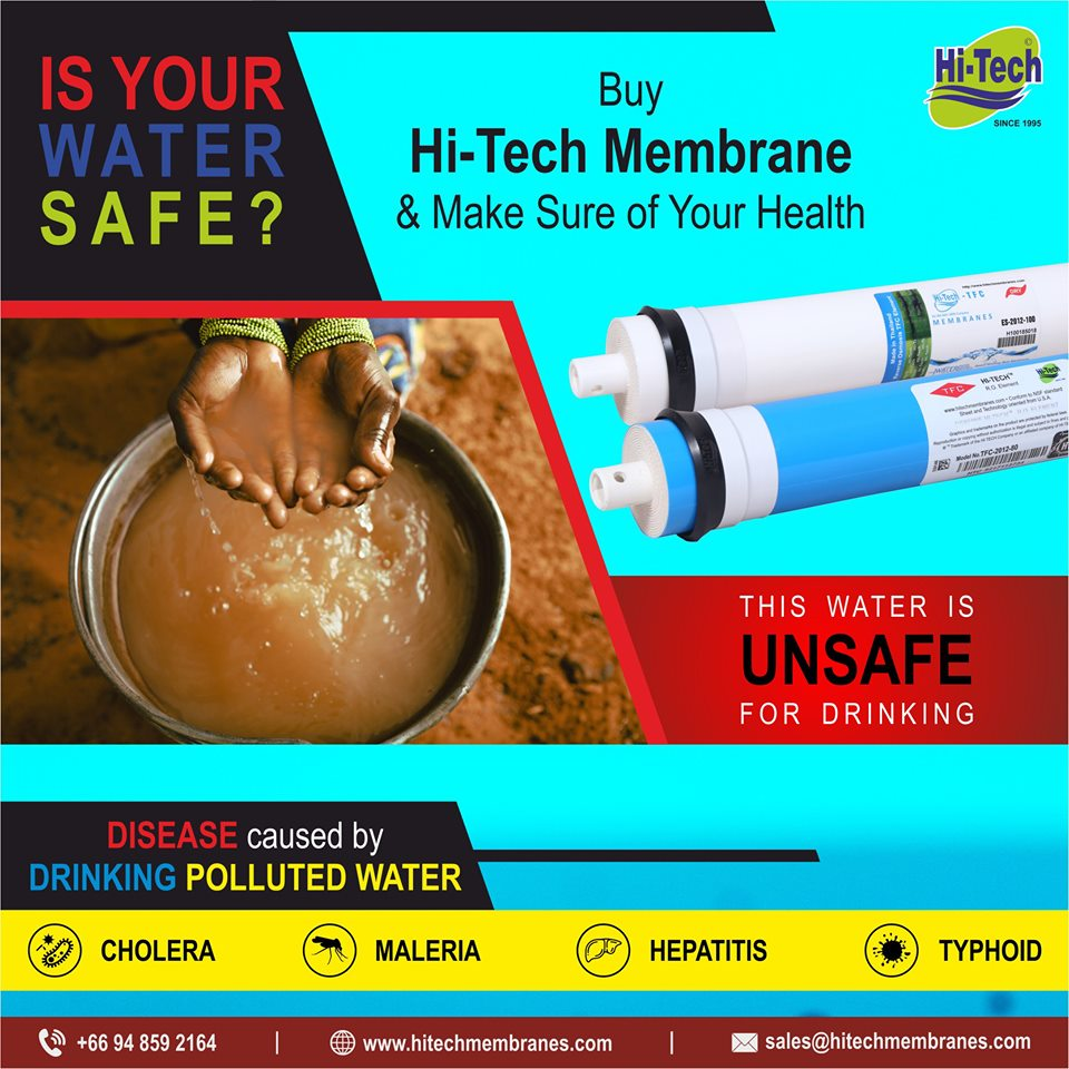 Is your Water Safe..