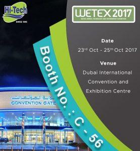 wetex event